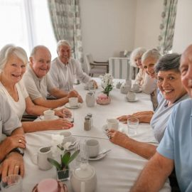 Managing Risks for Senior Residential Living Communities